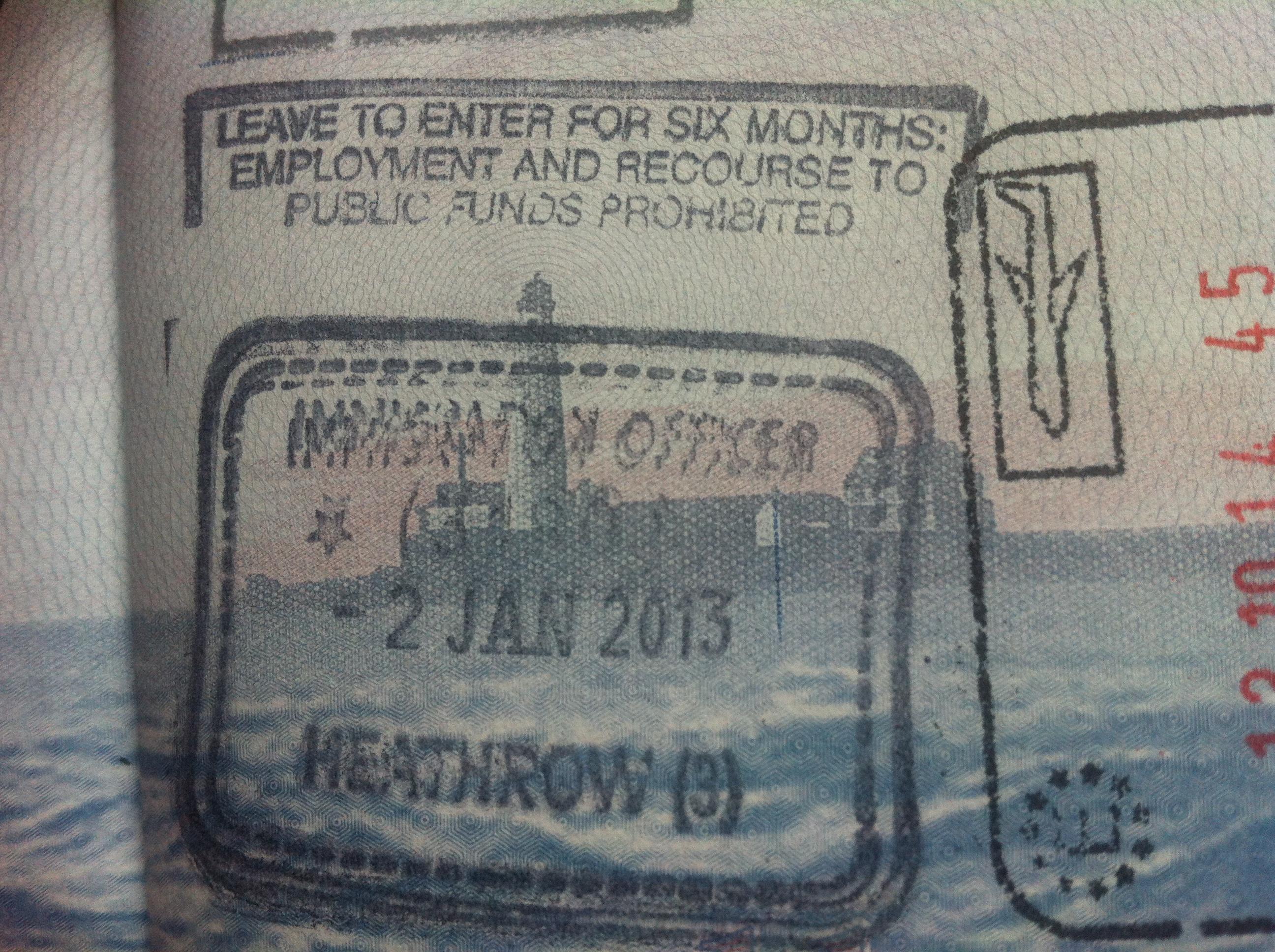 UK Visas: Explained - girl gone london