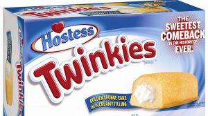 A box of Twinkies